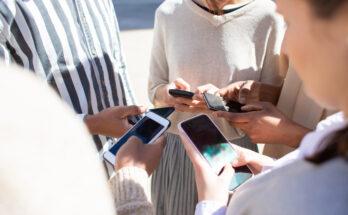 adolescents et smartphones